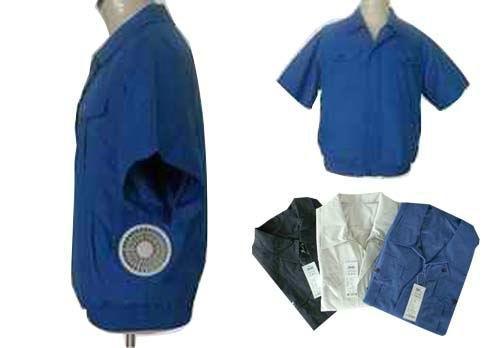 短袖空調保健工作服-A款 1