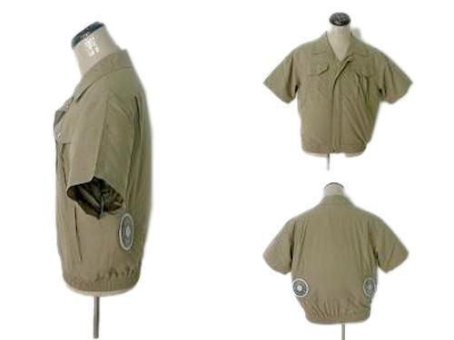 短袖空調保健工作服-B款 1