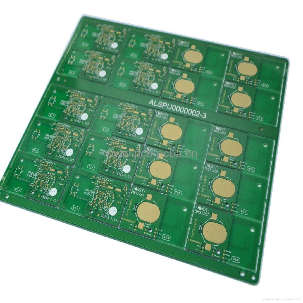 Integrated Circuit Board - pcb - FZ-PCB (China ...