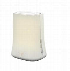LED Sunrise Alarm Clock (Voice Recognition)