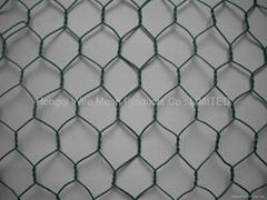 202 s.s hexagonal wire mesh