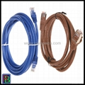 RJ45 CAT 5e Snagless Molded Patch Cable 10 15 25 feet