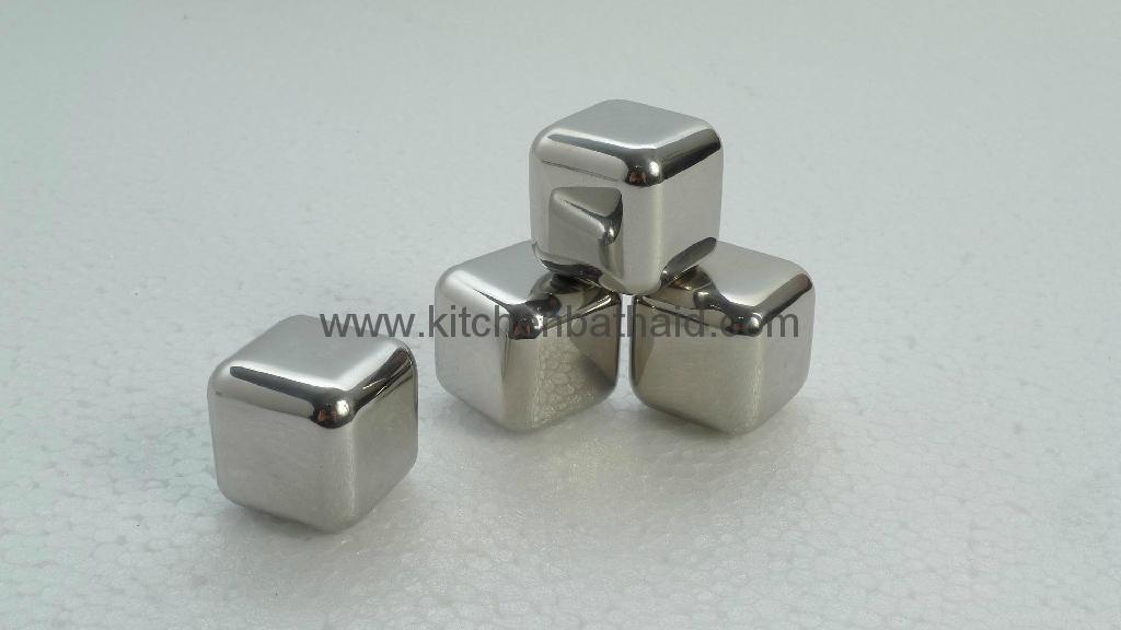 Stainless Steel Whiskey Ice Stone Disk - KBA-SS - KBA (China ...