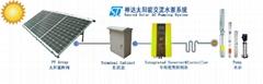 神达太阳能水泵系统