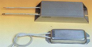 变频器专用刹车制动电阻器 2