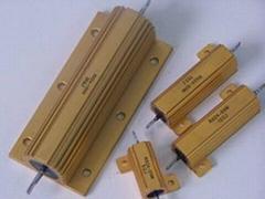 分频器专用铝金属外壳电阻