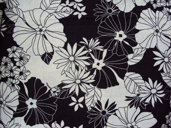 ramie linen cotton blend print cloth 4