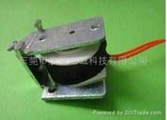 打印机复印机传真机专用拍打式电磁铁0425p
