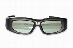 3d active shutter glasses for DLP-LINK projector (adult use)