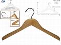 Wooden Hangers (big head) WMC414