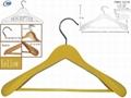 Wooden Hangers (big head)WMP457B 2
