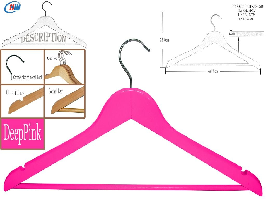 colored hangers WCG282 3