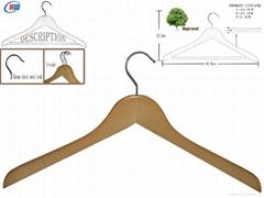 wooden hanger WMP077