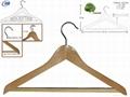 wooden hanger WMP232