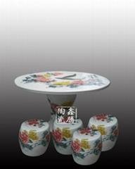 景德鎮陶瓷瓷桌