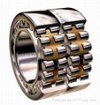 Four-Row Cylindrical Roller Bearings for