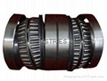 Four-Row Tapered Roller Bearings for