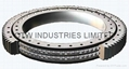 Four-point Contact Ball Slewing Bearings Crossed Roller Slewing Bearings 3