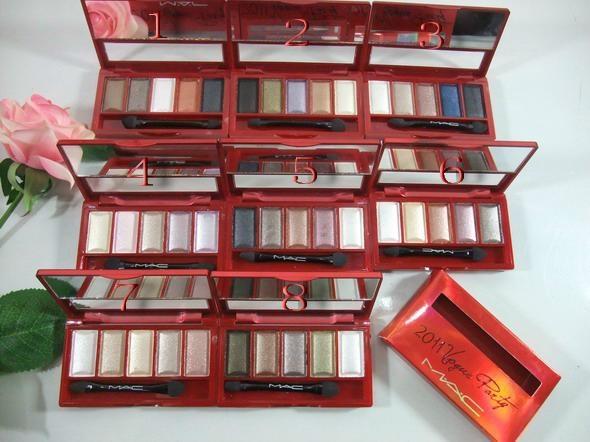 Wholesale Mac Cosmetics Eyeshadow Palettes 1