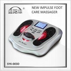 new impulse foot care massager