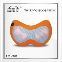 neck and massage pillow