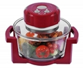 12L Halogen Oven KM-801(Enlarge to 17L by extender ring)   1