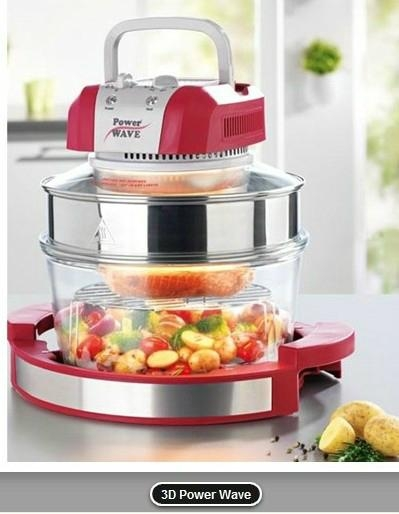 12L Multi-functional Convection Oven AS SEEN ON TV 2