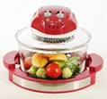 CE Certified 12L Multifunctional Halogen Oven 1