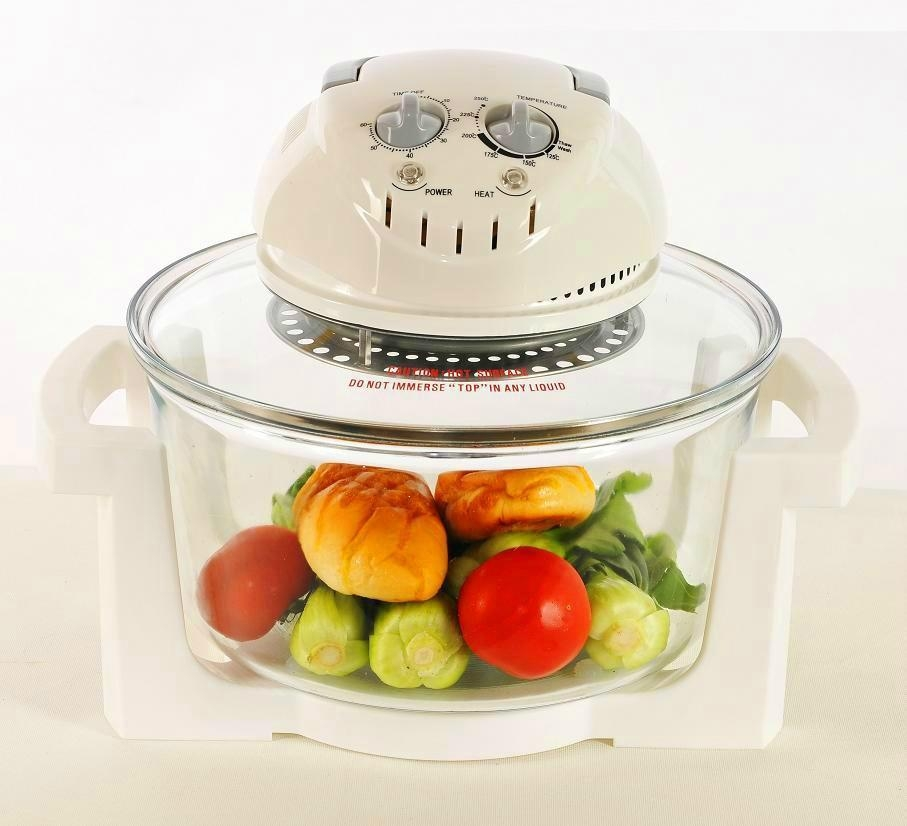 CE Certified 12L Multifunctional Halogen Oven 2