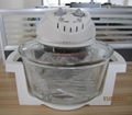 CE/LVD/EMC/ROHS/CB certified 12L Multifunctional Halogen Oven KM-809B 4