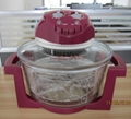 CE/  D/EMC/ROHS/CB certified 12L Multifunctional Halogen Oven KM-809B 5