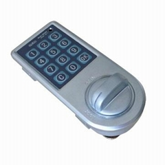 Electronic password lock with CE certificate D123E