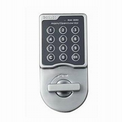 CE electronic lock for cabinet D122E