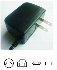 3W switching ac/dc adapter