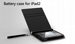 6600mAh Power case for Ipad 2