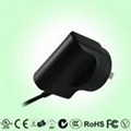 6V1.0A  6W series travel charger,