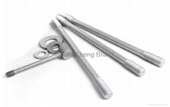 High strength bolts (Double-ended) for wind power system (DIN6916)