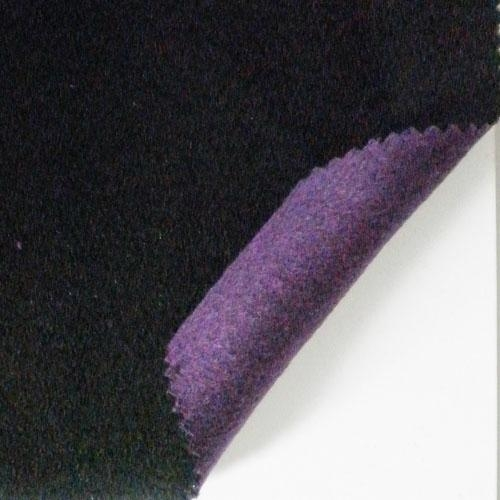 double faced wool fabric  1