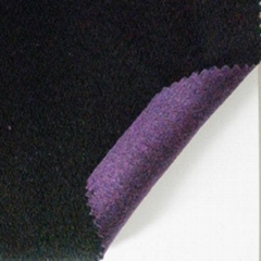 double faced wool fabric