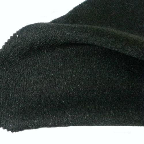 Herringbone fabric  wool cashmere fabric 1