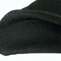 Herringbone fabric  wool cashmere fabric