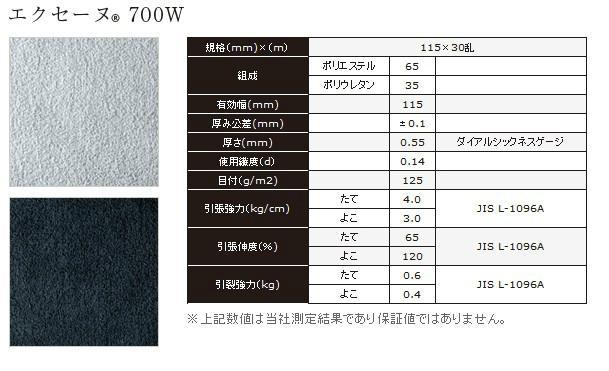 東麗低鹵素愛克塞納F700W 2