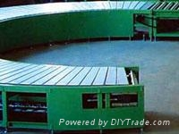 青岛输送链板机 1