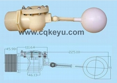 DN65 float valve for air cooler