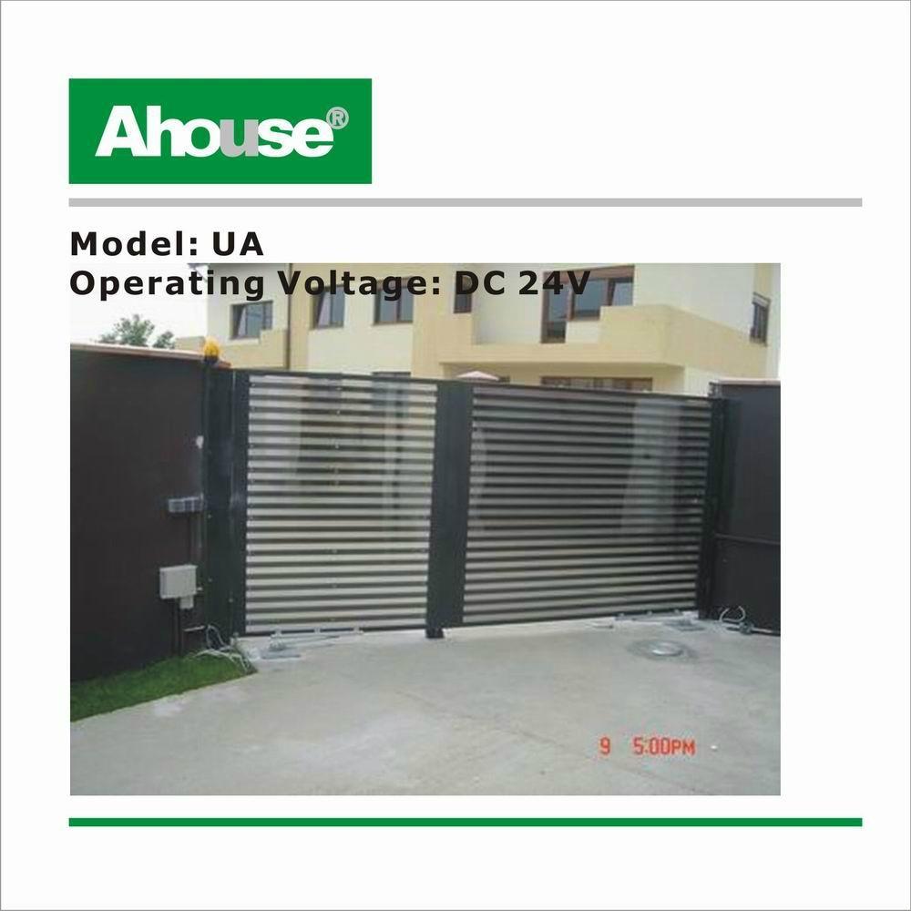 Solar Automatic swing gate opener 2