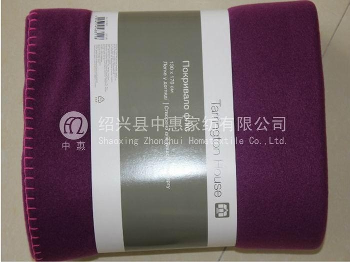 POLYESTER BALCK COLOR BRUSHED FABRIC GSM 120 2