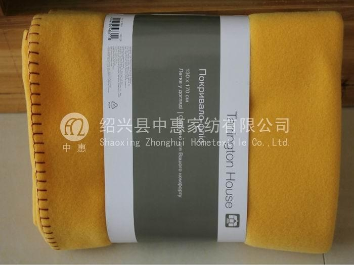 POLYESTER BALCK COLOR BRUSHED FABRIC GSM 120 4