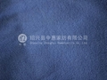 Printed fleece polar fleece fabric for