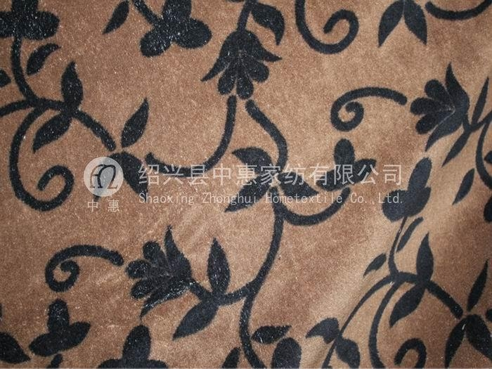 DTY Dyeing Polar Fleece Fabric 1
