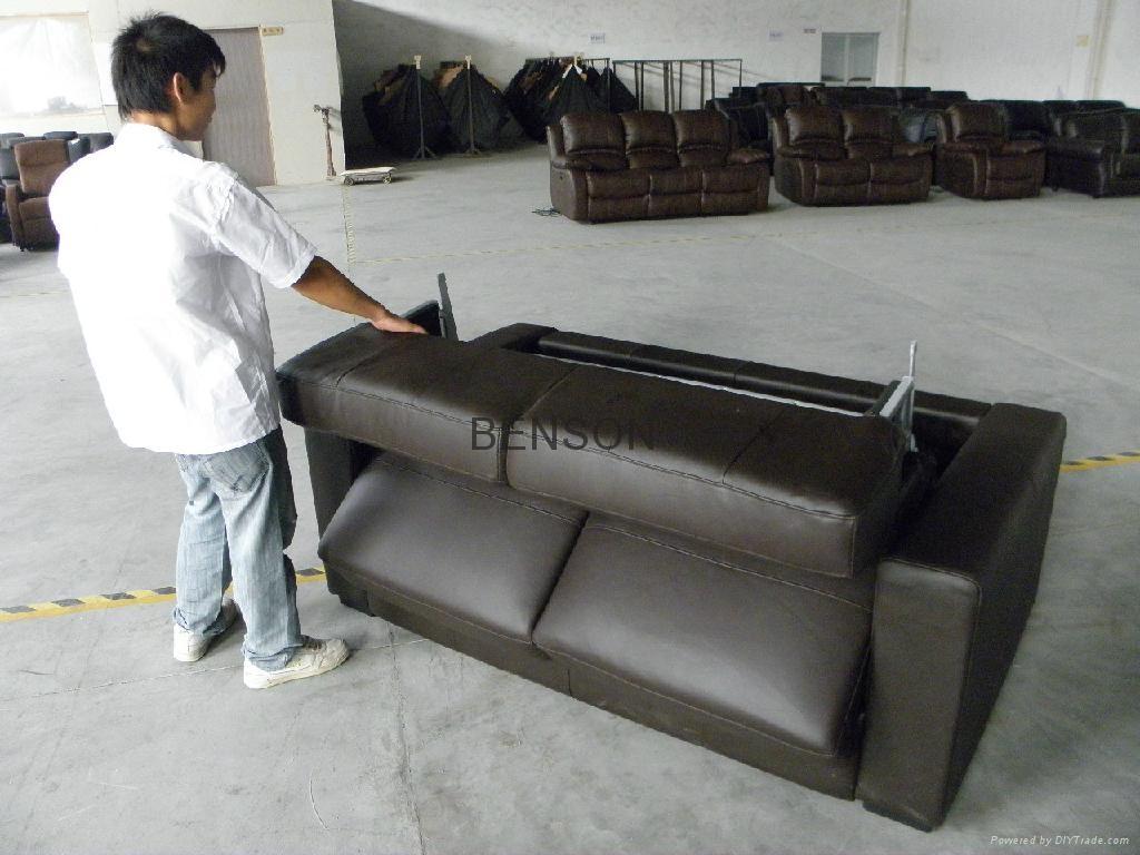 Sofa bed Mechanism  3